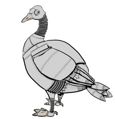 Gadget Goose