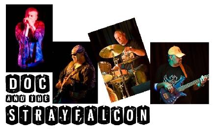 Doc & The Strayfalcon