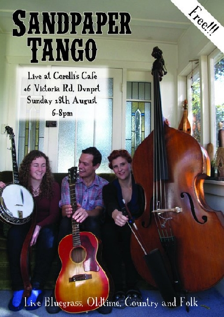 Sandpaper Tango