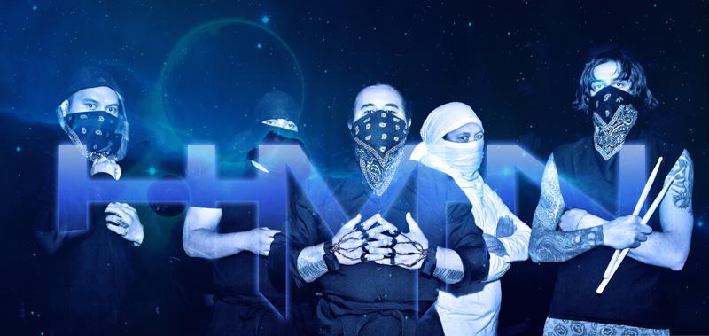 The Heavy Metal Ninjas