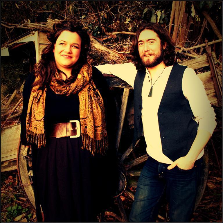 Jo Little & Jared Smith