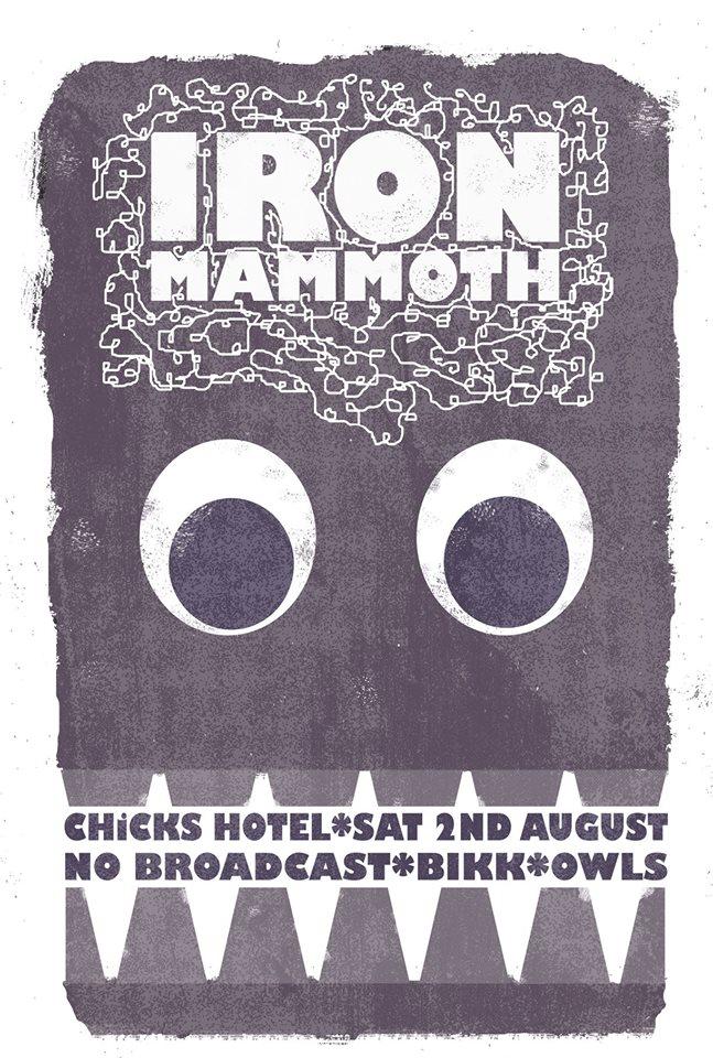 Iron Mammoth