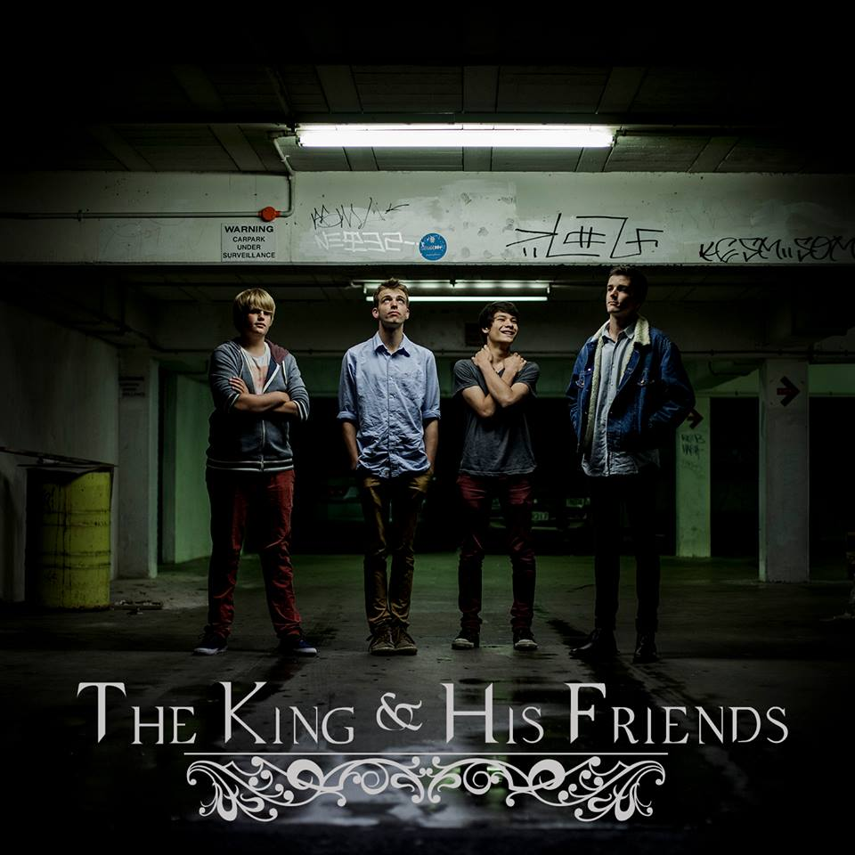 The King And His Friends