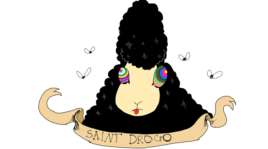 Saint Drogo