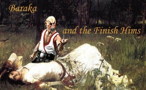 Baraka And The Finish Hims
