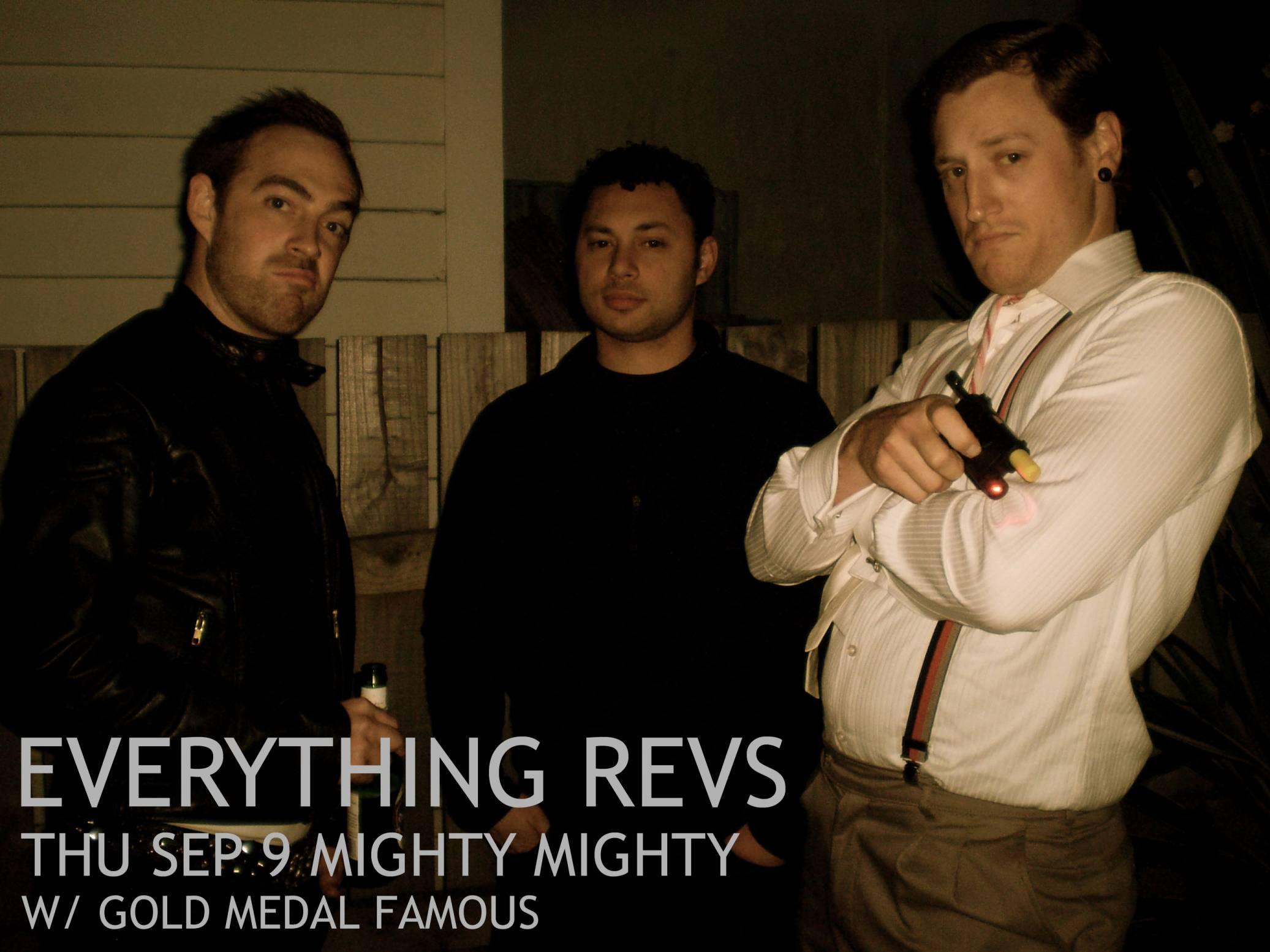 Everything Revs