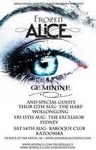 Frozen Alice