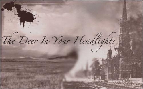 The Deer In Your Headlights