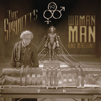 Woman, Man and A Machine