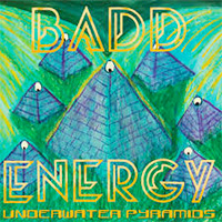 Underwater Pyramids<br/> by Badd Energy