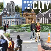 City<br/> by George and Queen