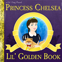 Lil' Golden Book<br/> by Princess Chelsea