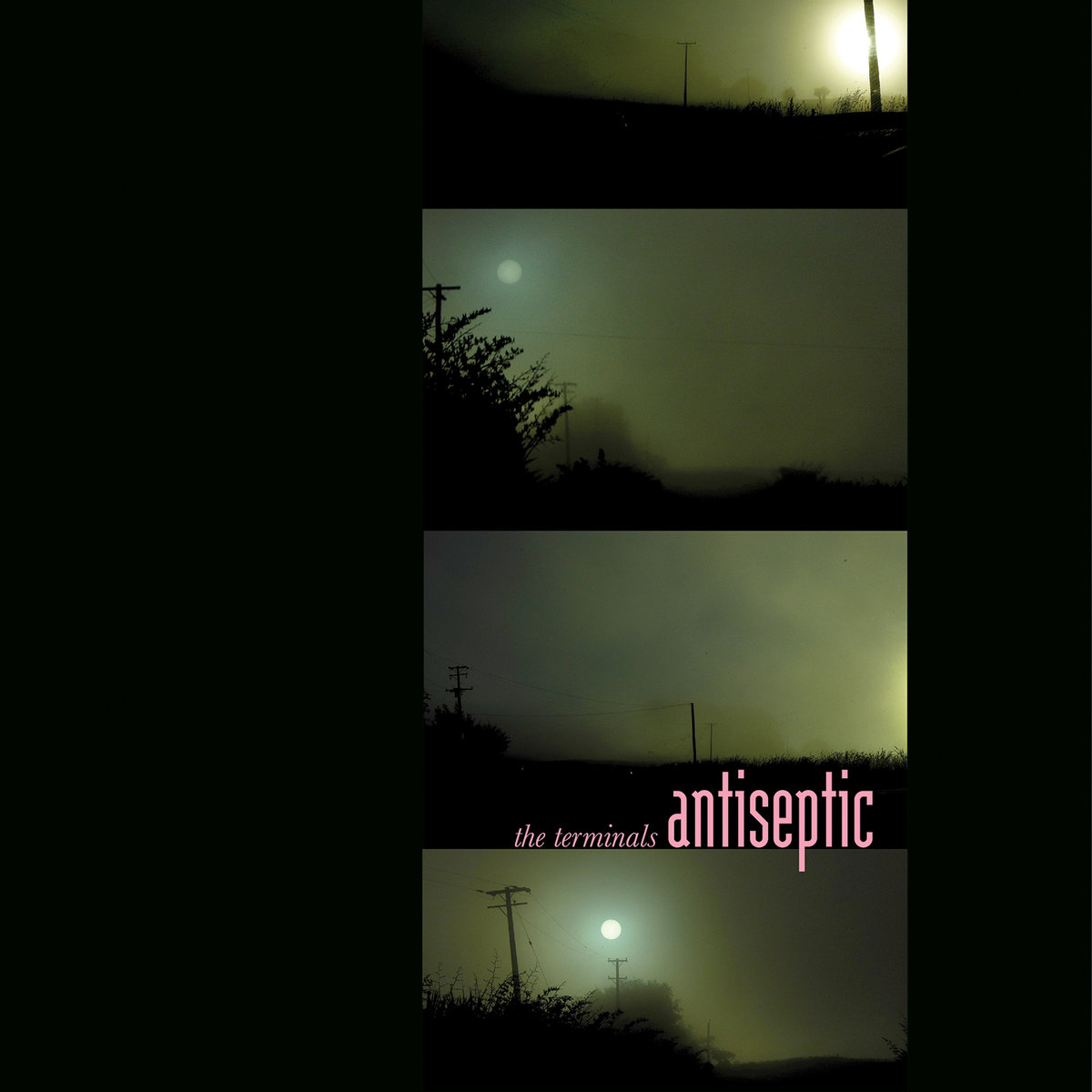 Antiseptic<br/> by The Terminals