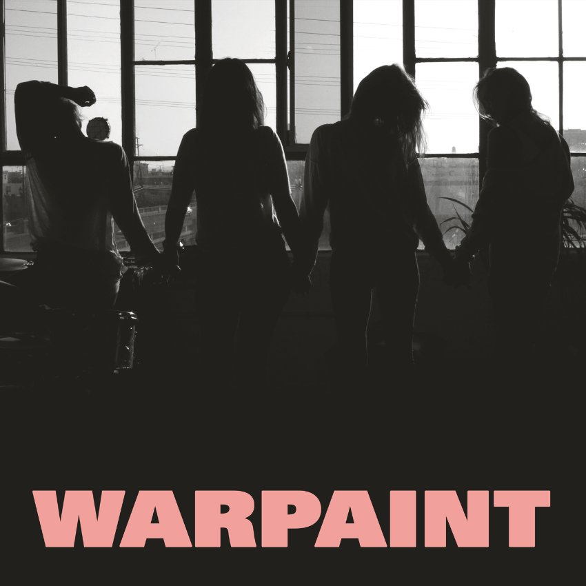 Heads Up<br/> by Warpaint