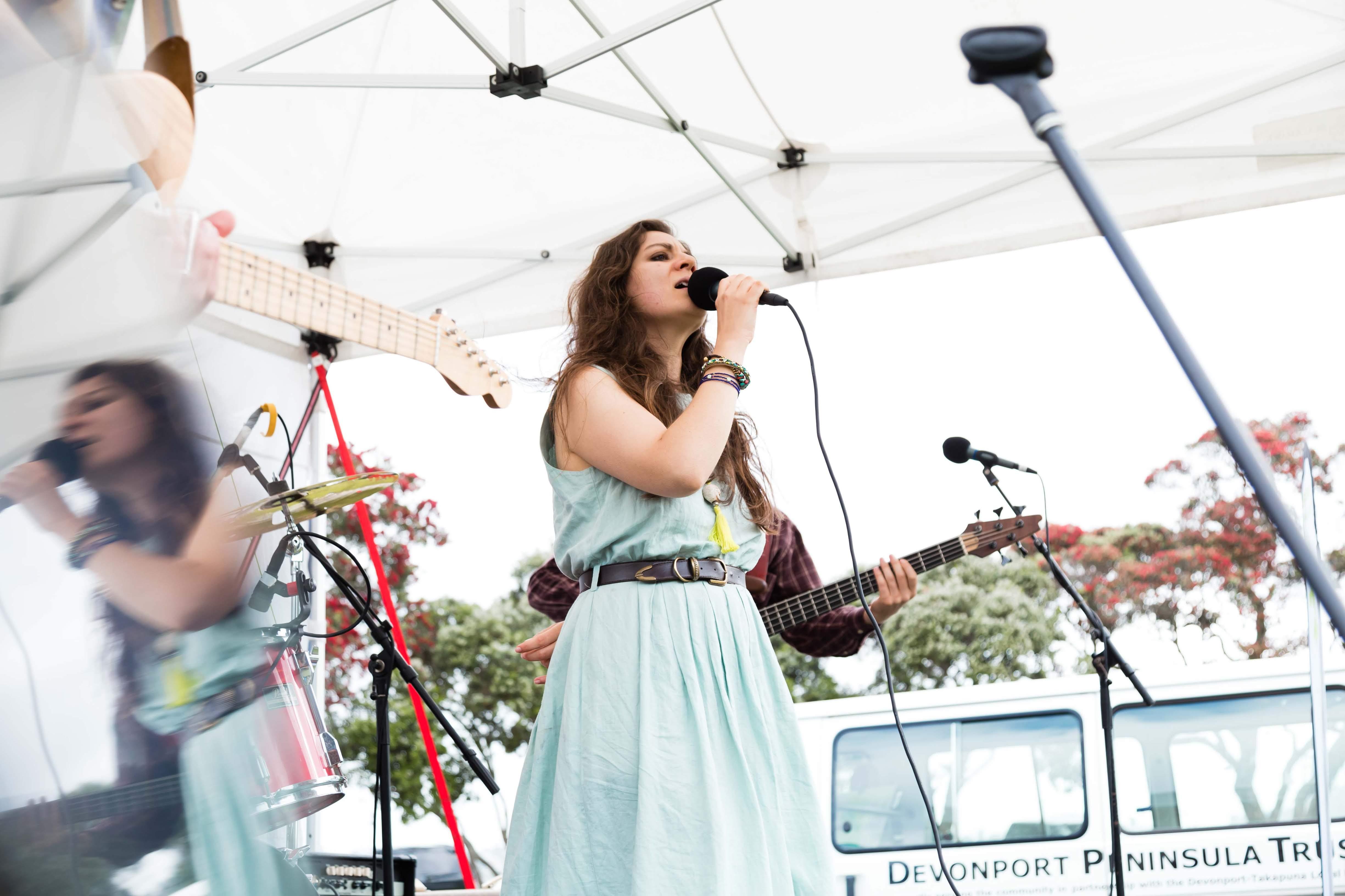 Devonstock Music Festival - SKILAA