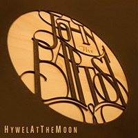 Hywel at the Moon