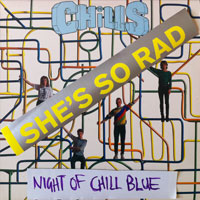 Night of Chill Blue
